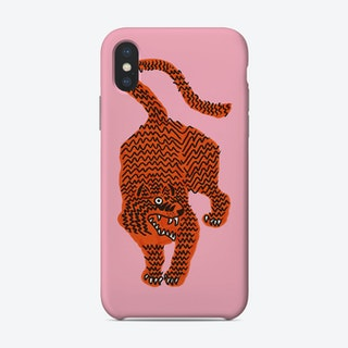 Tiger Pink Phone Case