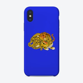 Mama 2 Blue Phone Case