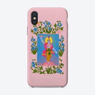Krishna Pink Phone Case