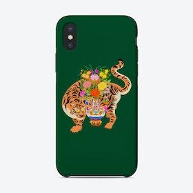 Good Luck Tiger Phone Case