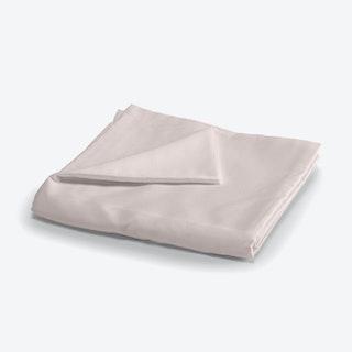 Percale Flat Sheet - Light Pink