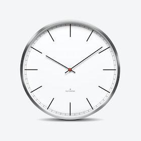 Huygens One Index Wall Clock