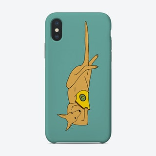Snack Time All The Time Phone Case