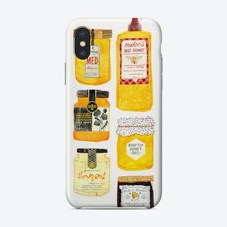 All The Honeys Phone Case
