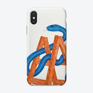 Snakes And Ladders Phone Case