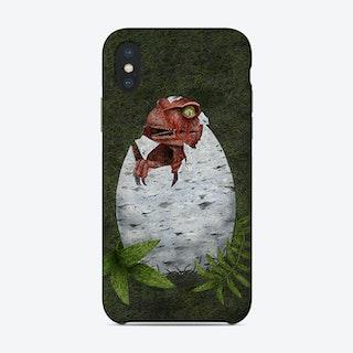 Baby Raptor Phone Case
