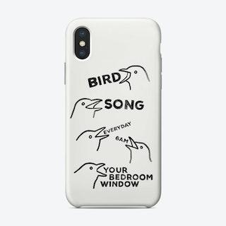 Bird Song Phone Case