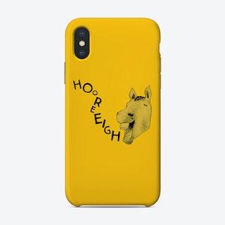Hooray Horse Phone Case