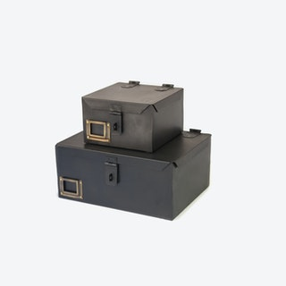 Steel box Set - S M