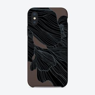 Night Petals  Phone Case