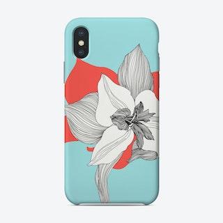 Amaryllis 1  Phone Case
