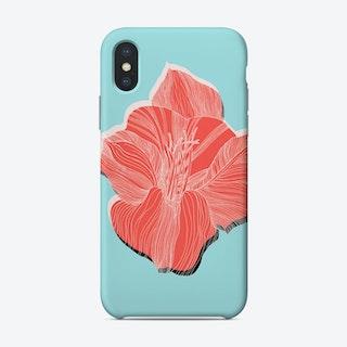 Amaryllis 2  Phone Case