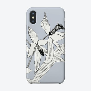 Expressive Orchids 2  Phone Case