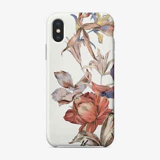 Orchid Bouquet  1 Phone Case