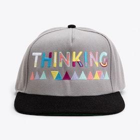 Thinking Cap in Grey