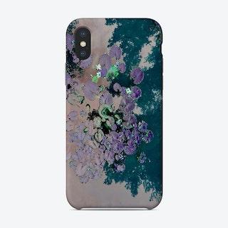 Lotus Green Phone Case
