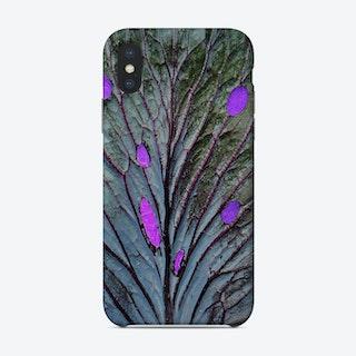 Cabbage Purple Phone Case