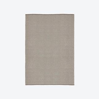Cotton Rug - Dots - Grey/Ecru
