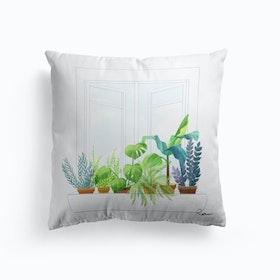Plants  Cushion