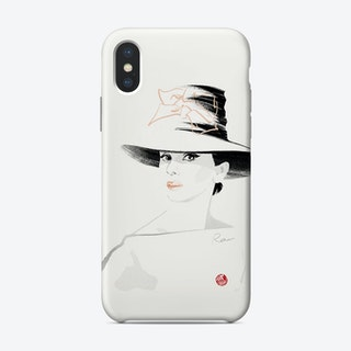 Audrey Hepburn 1 Phone Case