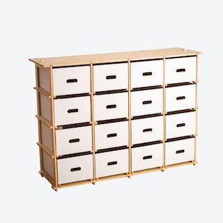 Fourbyfour (4x4) - Sideboard