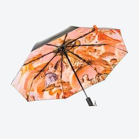 Hope Print Umbrella