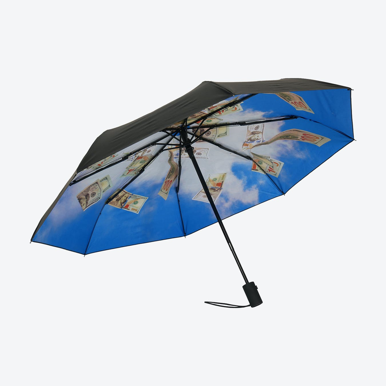 Cash Flow Print Umbrella