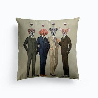 The Wineclub Cushion