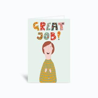 Great job Greetings Card