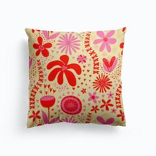 The Loving Garden Cushion
