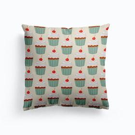 The Muffins Pattern Cushion