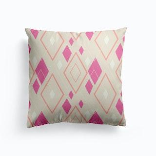 Lilac Summer Cushion
