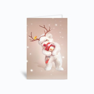 Embrance Greetings Card