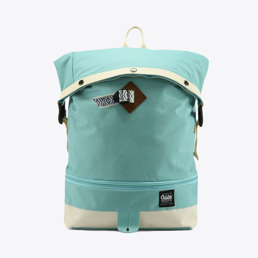 Armand Backpack in Turquoise