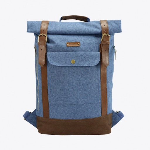 Balthazar Backpack in Blue