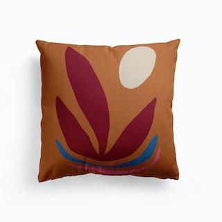 Lone Leaf Cushion