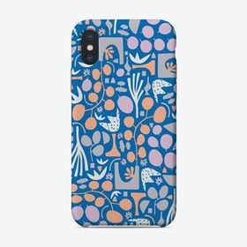 Garden Of Shapes Phone Case