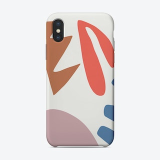 Simple Forms Phone Case
