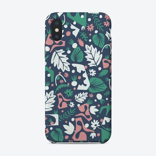 Organic Shapes Phone Case