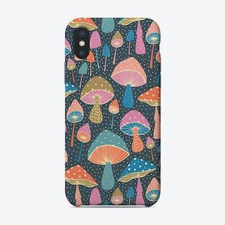 Magic Mushrooms Phone Case