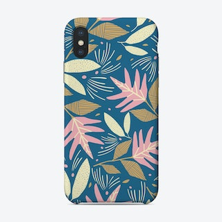 Floating Floral Phone Case