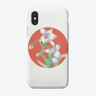 Daisy Hybrid Phone Case