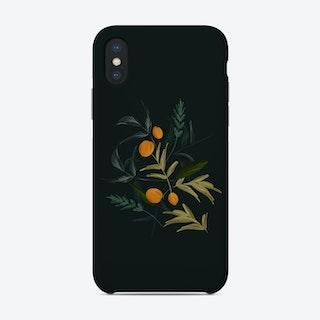 Dark Bloom Phone Case