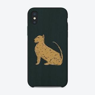 Wild Cat Phone Case