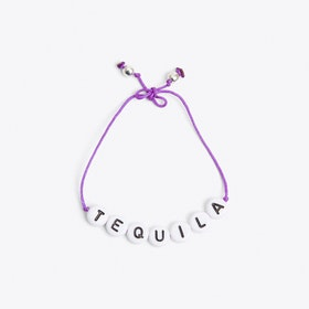 Tequila Bracelet in Purple