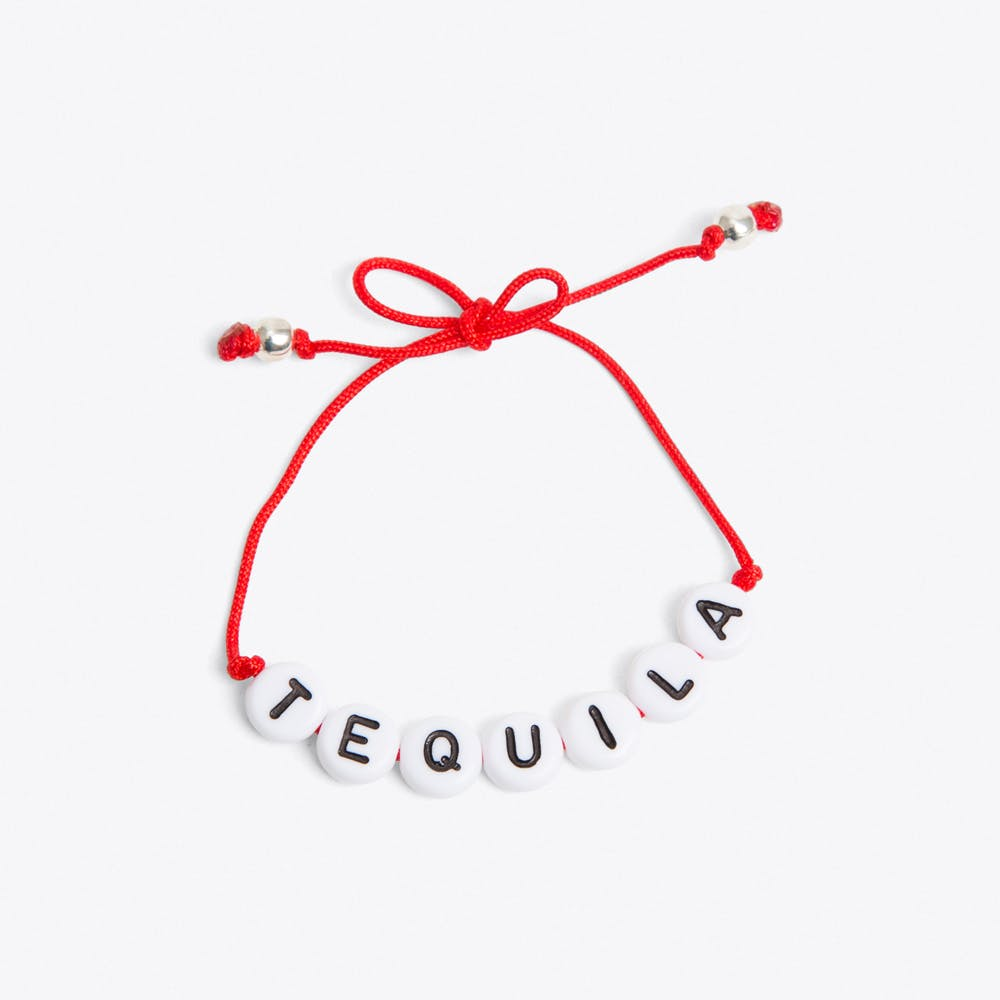 Tequila Bracelet in Red