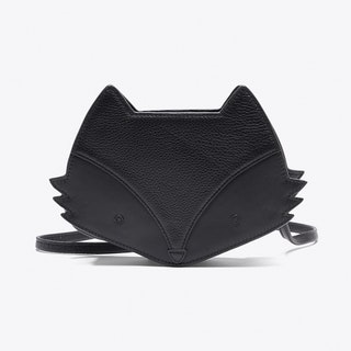 Fox Bag in Black