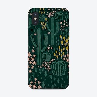 Cactus Green Phone Case