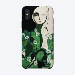 Green Spring Phone Case
