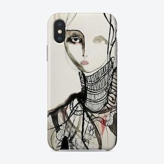 Elizabeth Portrait Phone Case